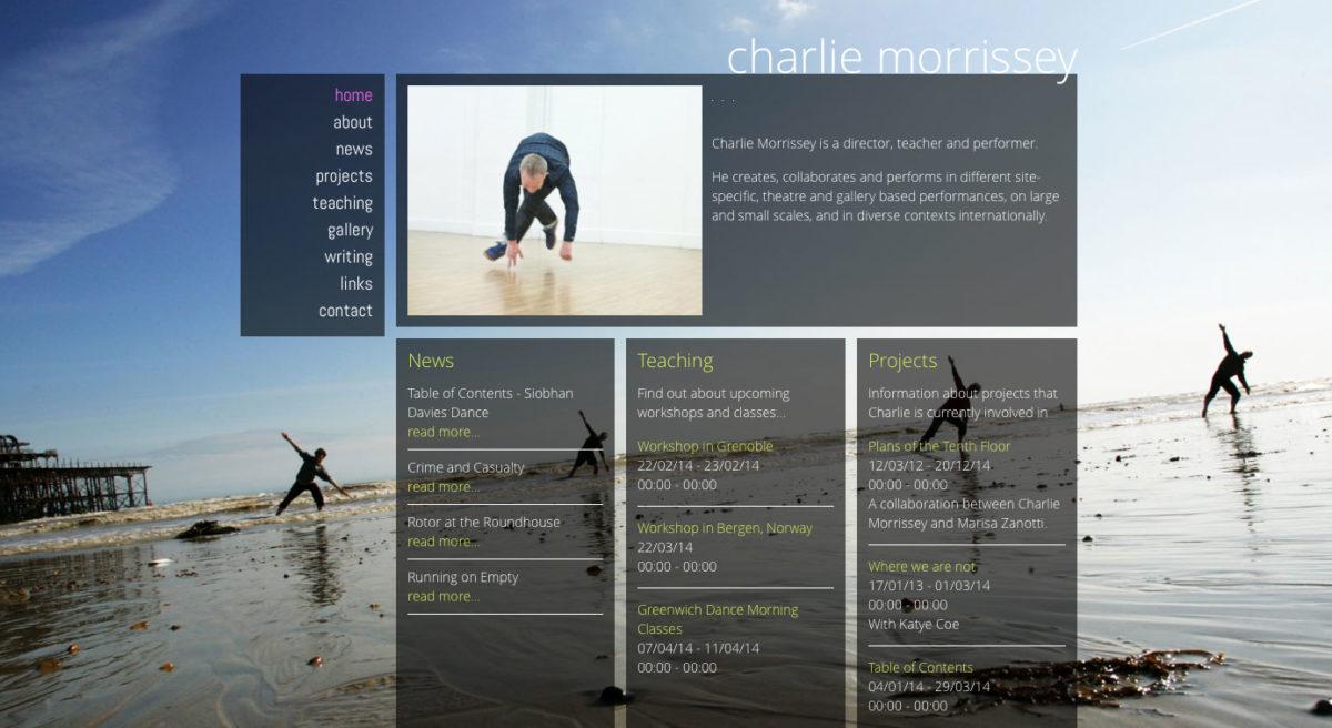 Charlie Morrissey
