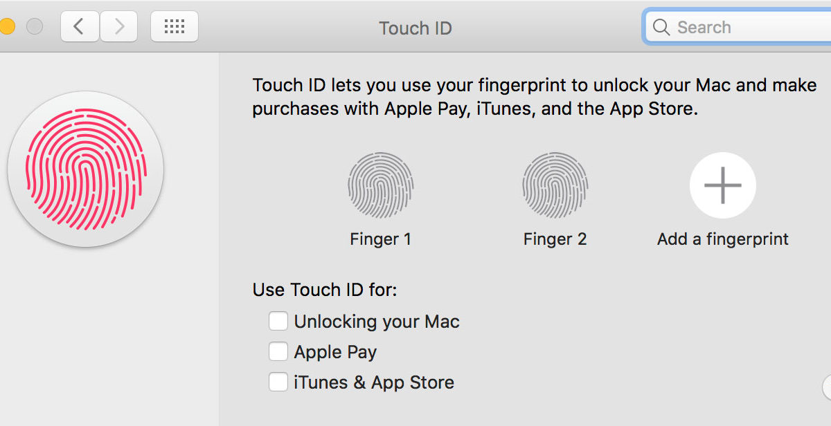 TouchID Keychain Slow Access