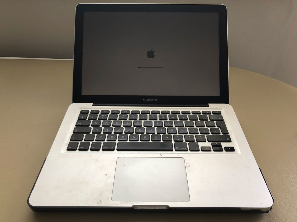 "MacBook Pro 13"" Cracked Glass Repaired"